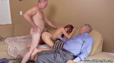 Old and young, Handjob compilation