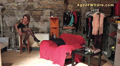 Agent, Milf casting, Casting amateur, Casting milf, Young handjob, Casting redhead