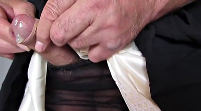 Panties, Nylon cock, Cock flash