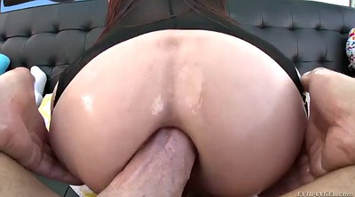 Prolapse, Prolapse anal, Anal prolapse, Risky, Gape, Close up anal