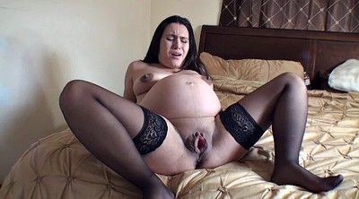 Mature solo, Mature wife, Preggo, Stockings solo, Pregnant bbw, Mature stockings