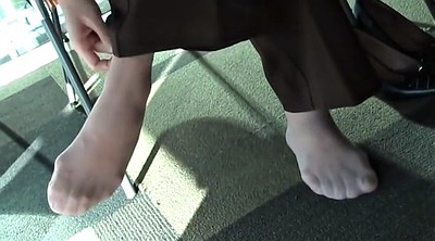 Nylon, Nylon foot, Nylon feet, Feet nylon, Nylons feet, Library