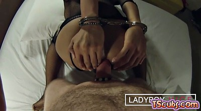 Ladyboy, Gay interracial