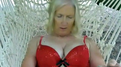 Hairy granny, Swing, Smoking, Hairy mature, Smoking mature
