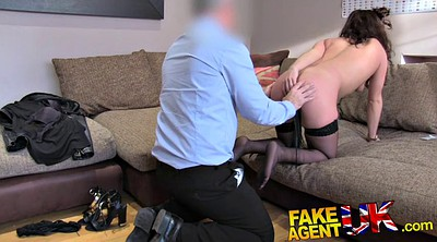 Butt plug, Fake anal, British casting