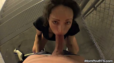 Public cock, Pov mature, Young young, Stairs, Public mature