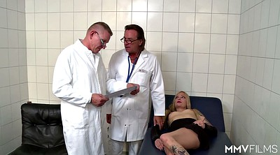 Doctor, Threesome anal