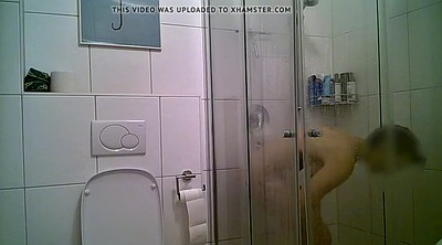 Hidden, Hidden cam shower