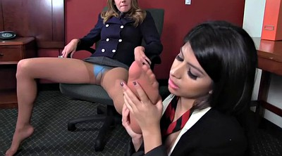 Nylons feet, Nylon feet, Office lesbian, Nylon foot worship, Nylon foot, Lesbian nylon worship