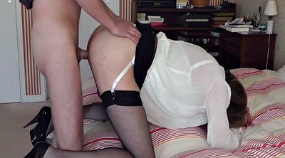 Drink, Crossdressers, Crossdresser blowjob, Sperm gay