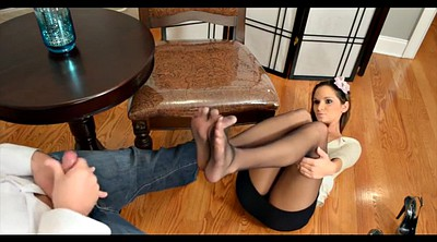 Pantyhose foot, Pantyhose feet, Black footjob, Black feet