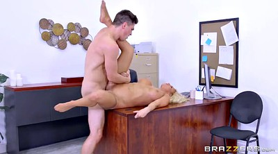 Brazzers, Big clit, Clit, Olivia, At work