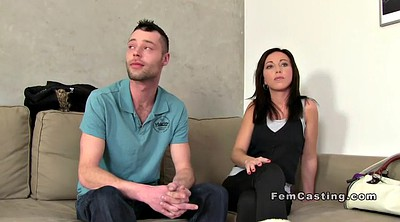Agent, Female agent, Couple casting