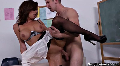 Big tits, Busty mom, Veronica avluv, Standing, Avluv