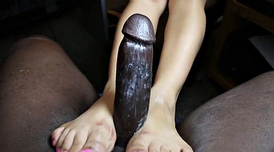 Footjob, Virgin
