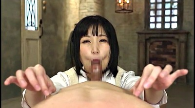 Japanese swallow, Swallower, Pov swallow, Japanese swallowing, Asian swallow
