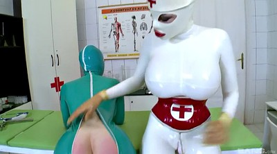 Hospital, Latex lesbian, Hospitals, Adventure