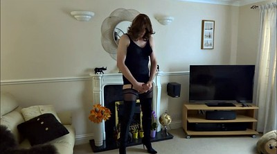 Crossdresser, Crossdress, Boot