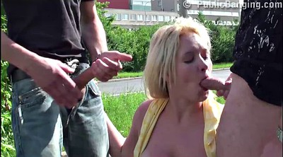 Public sex, Outdoor gangbang