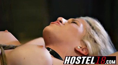 Tied, Tied tits, Pounding, Ann
