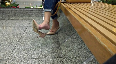 Mom, Shoe, Mom amateur, Hidden mom