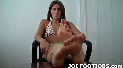 Lubed, Feet up