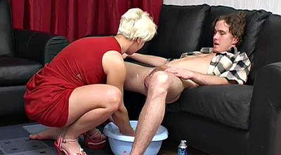 Russian mature, Old mature, Young mom, Shaved mature