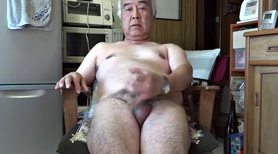 Dad, Japanese masturbation, Gay daddy, Japanese daddy
