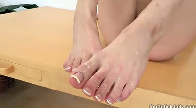 Foot solo, Elsa, Cum feet, Solo foot, Teen foot, Teen feet