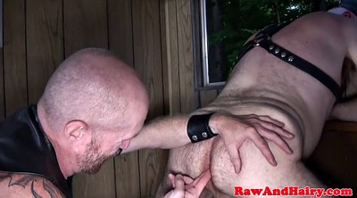 Cabin, Public masturbation, Gay bear
