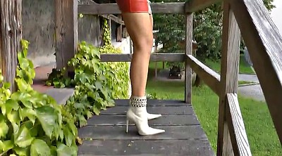 Boot, White boots