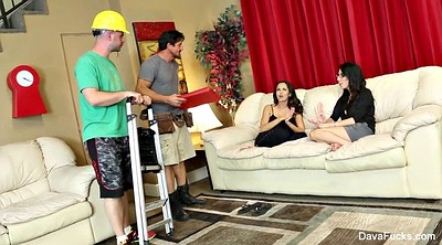 Surprise, Four, Ava addams