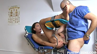 Office anal, Nataly gold, Doctors