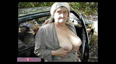 Granny compilation, Mature bbw