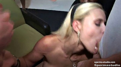 Bukkake, More, German gangbang, Gay facial, Gangbang gay