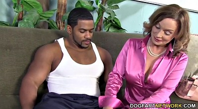 Rebecca, Mature interracial anal