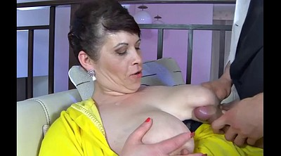 Russian mature, Bbw old