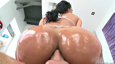Fishnets big ass, Brazilian, Big ass latina