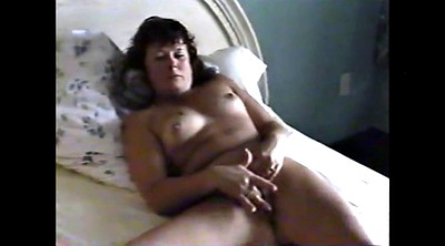 Orgasm, Mature orgasm, Husband watching, Husband watches wife