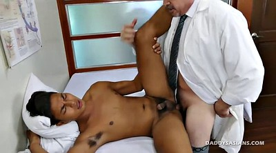 Old gay, Daddy old gay, Dad anal, Asian anal