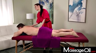 Masturbation man, Massages