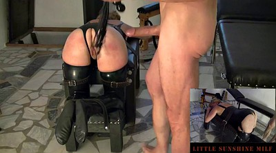 Spanked, Tortured, Torture, Fat ass, Ass torture