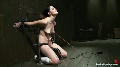 Tied up, Nipple bdsm