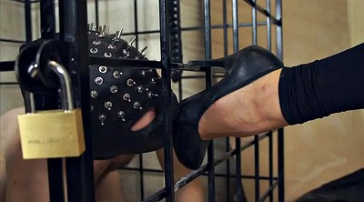 Slave training, Feet slave, Latex feet, Femdom humiliation