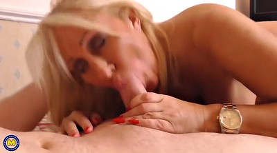 Old and young, Grannies, Mom blowjob, Granny mom, Huge dick, Granny and young