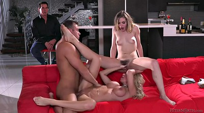 Wife threesome, Watch, Kendra, Face, Hairy wife, Hairy lick