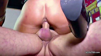 German granny, Sons girlfriend, Old couple, Granny fucking