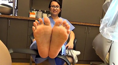 Asian foot, Sole, Asian feet