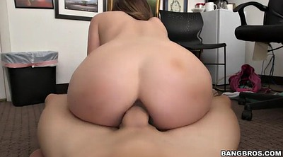 Young girl, Young cock, Blue, Office girl