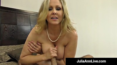 Mature, Julia ann, Mature foot, Julia, Ann